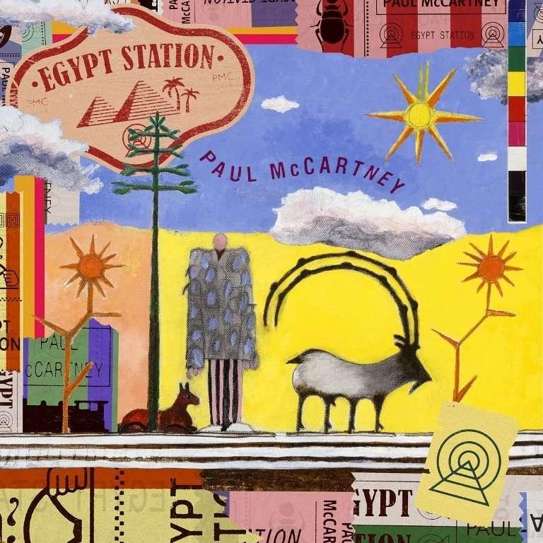 Egypt Station: Пол Маккартни впервые за 5 лет выпустил новый альбом
