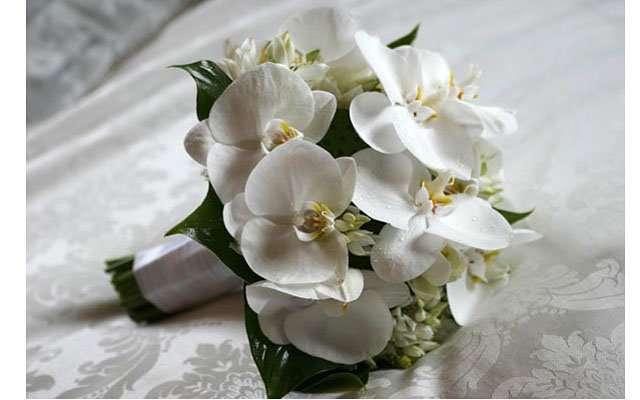 Как выбрать букет для невесты