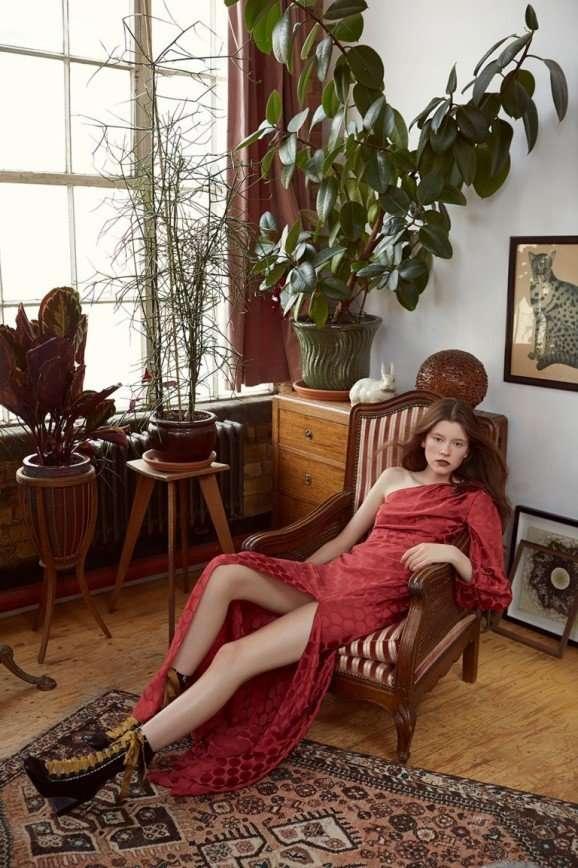 Коллекция Vilshenko претендует стать самой романтичной