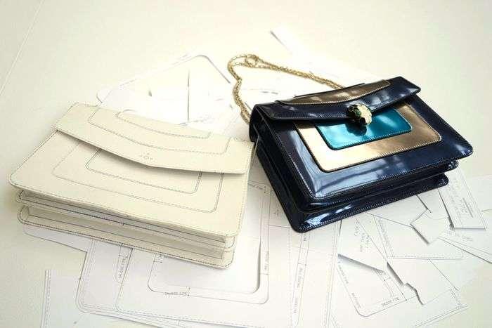 Секреты мастерства: как делают стильные сумочки Bulgari