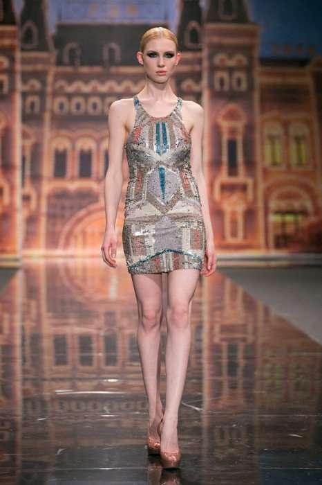 Àlaya Couture: платья Nymphs ручной работы