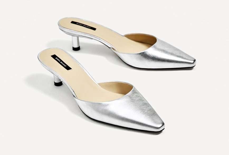Мюли - главная обувь лета