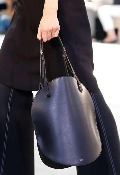 Круглые сумки