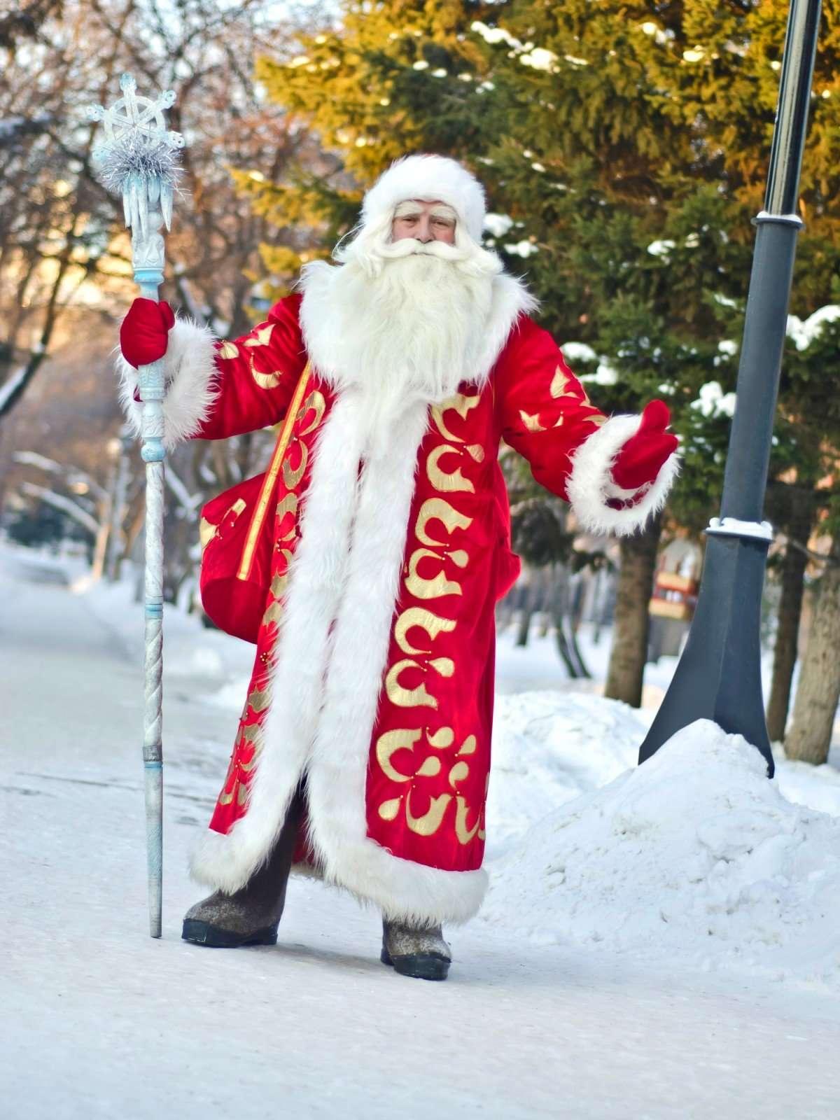 18 ноября — день рождения Деда Мороза. Спасибо за веру в чудо!