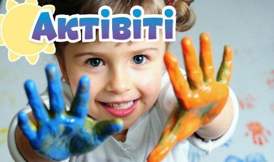 кращий дитячий садок Aktiviti